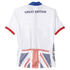 adidas Women's Team GB Replica Cycling Short Sleeve Jersey - White: Image 7