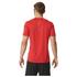 adidas Men's Supernova Running T-Shirt - Red: Image 3