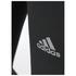adidas Women's Sequencials Climalite 3/4 Running Tights - Black: Image 4