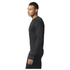adidas Men's Supernova Long Sleeve Running T-Shirt - Black: Image 2