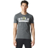 adidas Men's Hulk Training T-Shirt - Green: Image 1