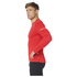 adidas Men's Sequencials Climalite Running Long Sleeve T-Shirt - Red: Image 2