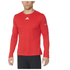 adidas Men's Sequencials Climalite Running Long Sleeve T-Shirt - Red: Image 7