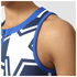 adidas Women's Stella Sport Star Training Tank Top - White/Blue: Image 6