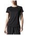 adidas Women's Sequencials Climalite Running T-Shirt - Black: Image 7