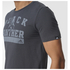 adidas Men's Black Panther Training T-Shirt - Black: Image 4