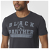 adidas Men's Black Panther Training T-Shirt - Black: Image 5