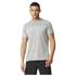 adidas Men's Supernova Running T-Shirt - Grey: Image 1