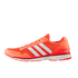 adidas Men's Adizero Adios 3 Running Shoes - Red/White: Image 6