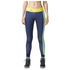 adidas Women's Stella Sport Logo Training Tights - Blue: Image 1