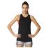 adidas Women's Performer Training Tank Top - Black: Image 1