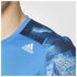 adidas Men's Response Graphic Running T-Shirt - Blue: Image 4