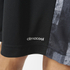 adidas Men's Cool 365 Training Long Shorts - Black: Image 3