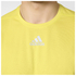 adidas Men's Sequencials Climalite Running T-Shirt - Yellow: Image 4
