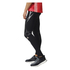 adidas Men's Adizero Sprintweb Running Long Tights - Black: Image 2