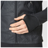 adidas Men's Pure Amp Running Jacket - Black: Image 5