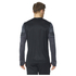 adidas Men's Response Long Sleeve Running T-Shirt - Black: Image 3