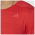 adidas Men's Supernova Long Sleeve Running T-Shirt - Red: Image 4