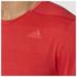 adidas Men's Supernova Long Sleeve Running T-Shirt - Red: Image 4