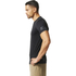 adidas Men's Climachill Training T-Shirt - Black: Image 2