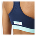 adidas Women's Stella Sport Padded Training Sports Bra - Blue/Pink: Image 6