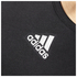 adidas Men's Sequencials Running Singlet - Black: Image 4