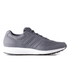 adidas Men's Mana Bounce Running Shoes - Grey/Silver: Image 1