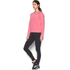 Under Armour Women's Favourite Fleece Crew Sweatshirt - Knock Out: Image 4