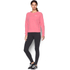 Under Armour Women's Favourite Fleece Crew Sweatshirt - Knock Out: Image 3