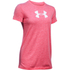Under Armour Women's Favorite Big Logo Short Sleeve T-Shirt - Knock Out: Image 1