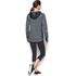 Under Armour Women's Swacket Full Zip Hoody - Stealth Grey: Image 5