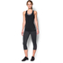 Under Armour Women's HeatGear CoolSwitch Short Sleeve Tank - Black: Image 3