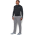 Under Armour Men's ColdGear Infrared Elements 1/4 Zip Long Sleeve Shirt - Black: Image 4