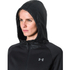 Under Armour Women's Swacket Full Zip Hoody - Black: Image 6
