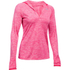 Under Armour Women's Tech Twist Hoody - Pink Sky: Image 1