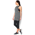 Under Armour Women's Tech Twist Hooded Tunic - Black: Image 4