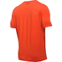 Under Armour Men's Sportstyle Left Chest Logo T-Shirt - Dark Orange/Nova Teal: Image 2