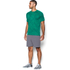 Under Armour Men's Jacquard Tech Short Sleeve T-Shirt - Green: Image 4