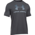 Under Armour Men's Sportstyle Logo T-Shirt - Black/Steel/Stealth Grey: Image 1