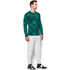 Under Armour Men's ColdGear Jacquard Crew Long Sleeve Shirt - Nova Teal: Image 4