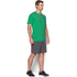 Under Armour Men's Sportstyle Left Chest Logo T-Shirt - Boost/Nova Teal: Image 4
