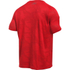 Under Armour Men's Jacquard Tech Short Sleeve T-Shirt - Red: Image 2