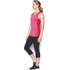 Under Armour Women's Colorblock Tech Tank - Knock Out: Image 4