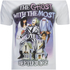 Beetlejuice Heren T-Shirt - Wit: Image 3