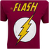 DC Comics Men's Flash T-Shirt - Red: Image 3