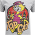 Top Cat Top Cat in the City Heren T-Shirt - Grijs: Image 3