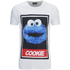 Cookie Monster Herren Street Cookie Monster T-Shirt - Weiß: Image 1