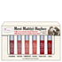 theBalm Meet Matt(e) Hughes Mini Liquid Lipsticks Kit: Image 1