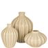 Broste Copenhagen Amalie Ceramic Vase - Moonstruck: Image 1