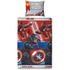 Captain America: Civil War Rotary Duvet Set: Image 3